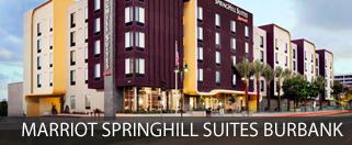 Merriott Springhill Suites Burbank